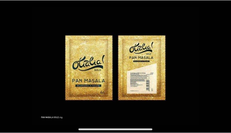 Olialia International Pan Masala