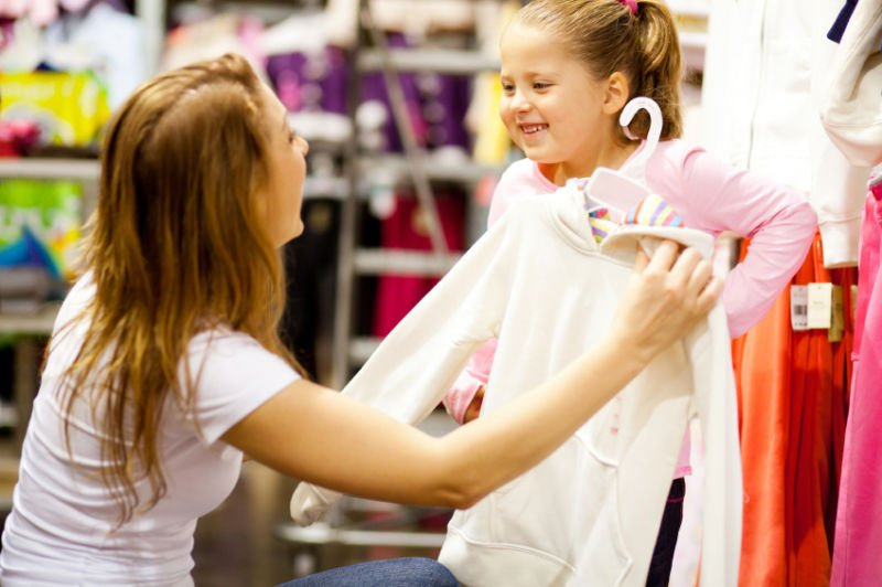 Buying Luxury Children's Clothing at a Lower Price