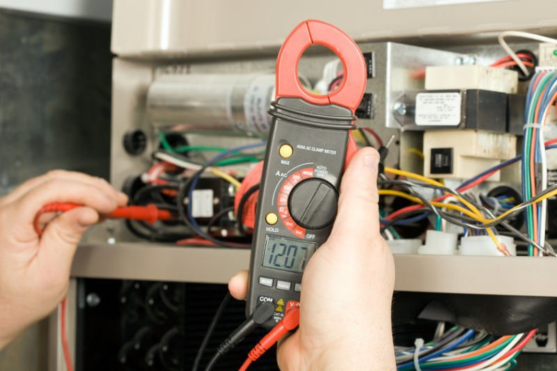 Servicing and Repairing a Heating System