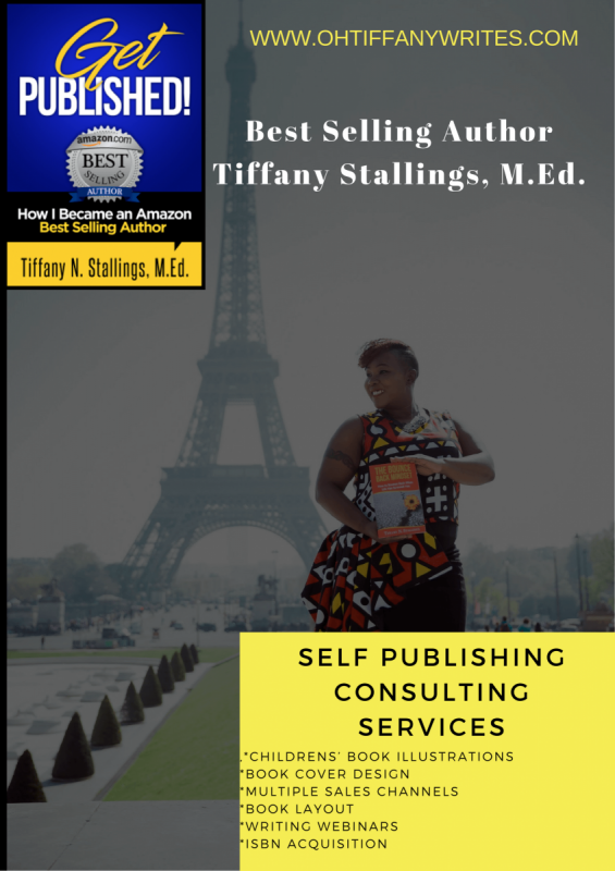 Self Publishing Consulting