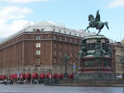 The Best Saint Petersburg Transportation