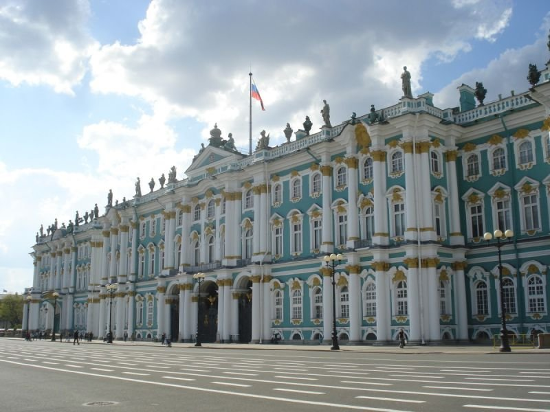 HERMITAGE MUSEUM - WINTER PALACE