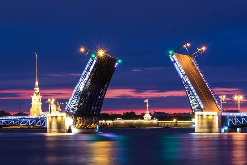 Transfers From Saint Petersburg Airport Pulkovo 1 LED