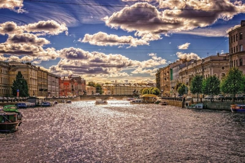 Travel to Saint Petersburg