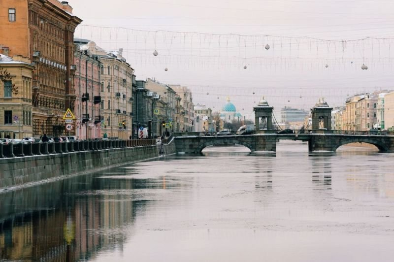 ST PETERSBURG CITY CENTRE TOUR