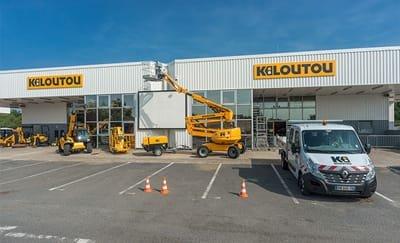 L'agence Kiloutou Villeneuve-Lès-Béziers vous accueille et vous propose une gamme très large de matériels et de services associés. Nos équipiers vous conseillent et vous accompagnent dans le choix de vos matériels et de consommables adaptés, que vous soyez professionnel ou particulier !