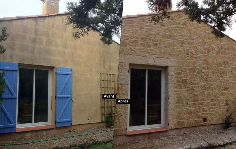 RENOVATION DE FACADES.