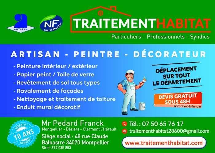 Entreprise De Peinture Montpellier