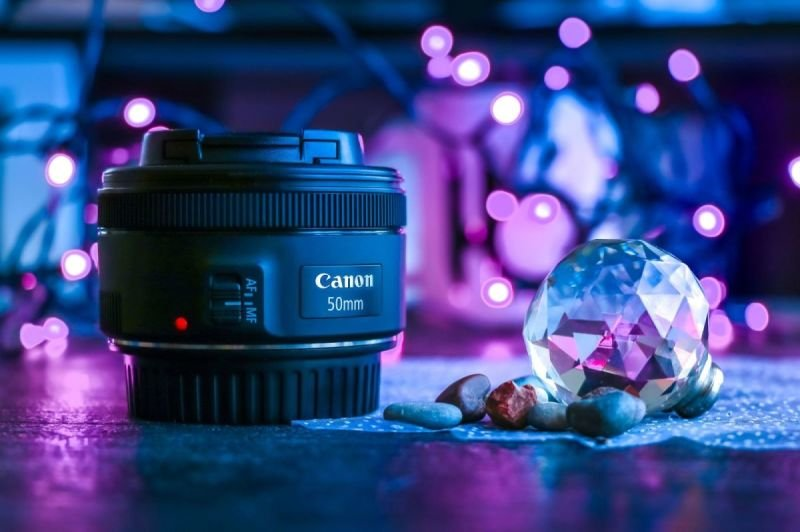 Canon Lens 50mm