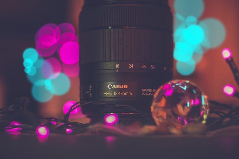 Canon Lens 18-135