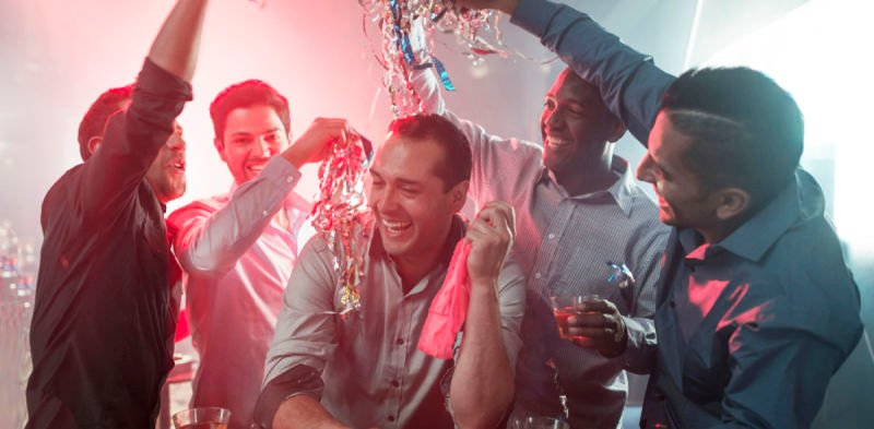 The Best Man's Role In a Bachelor Party