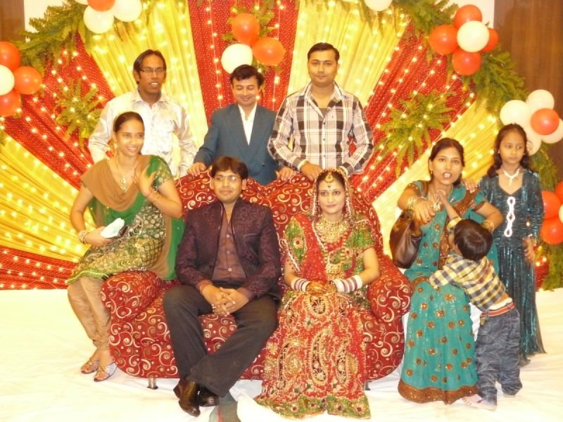 Aman and Sheeti's Wedding in Kanpur