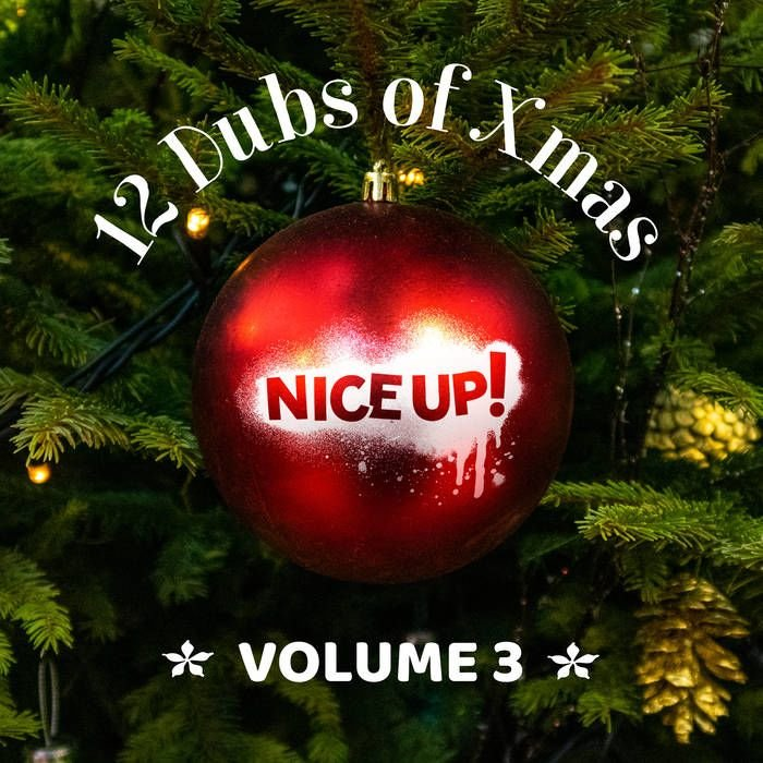 12 Dubs of Christmas Album Cover