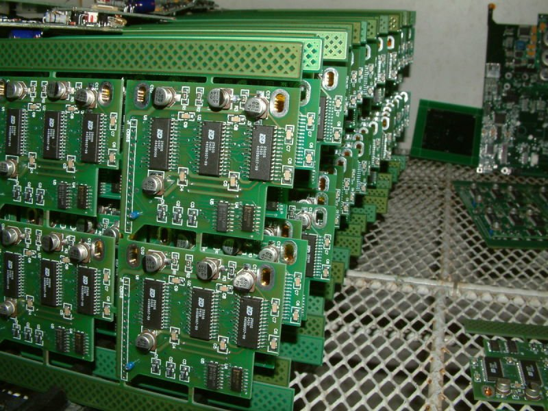 Electronic assembly services