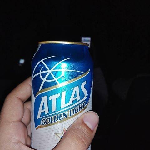 Atlas Lager - Panama