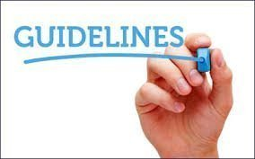Guidelines for participents