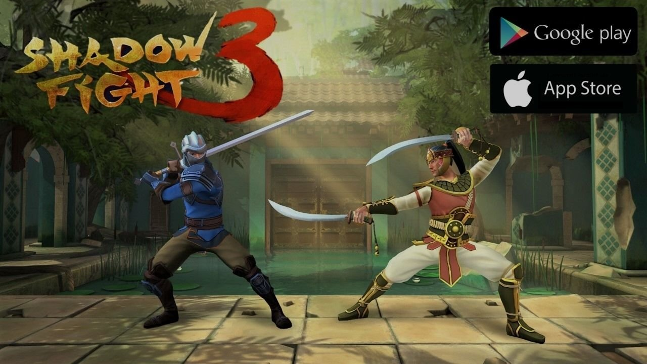 shadow fight 3 hack unlimited money and gems online