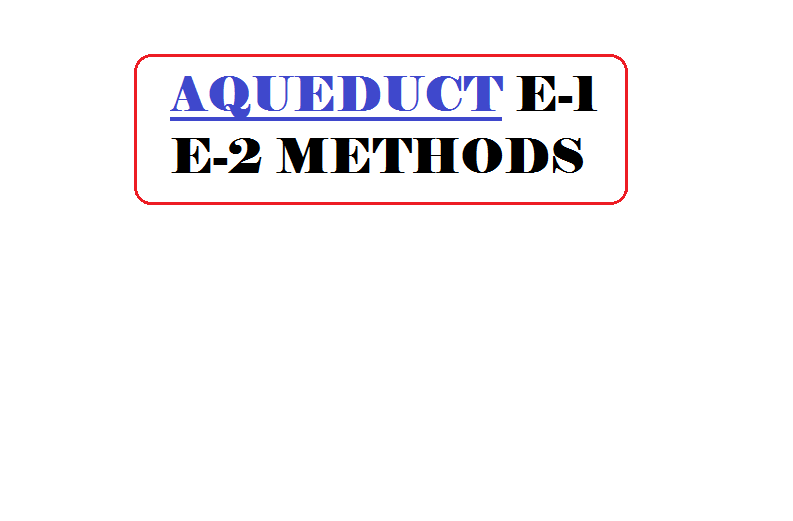 AQUEDUCT/BELMONT E-1 & E-2 PLAYS EXPLAINED