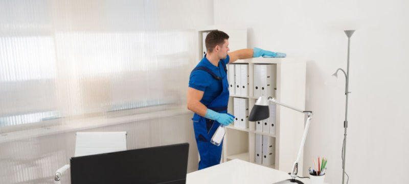 Why You Need Commercial Cleaning Services?
