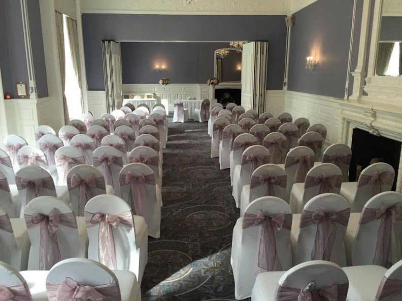 Fitted Chair Cover Service