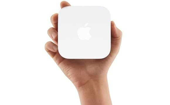 How to connect Apple Airport with System
