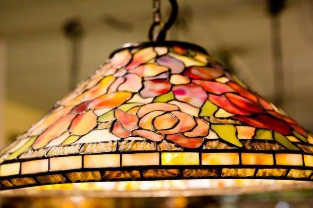 Tiffany Lampen Outlet : Perlen diy glas tiffany edelsteine hannover i clip berlinermessinglampen
