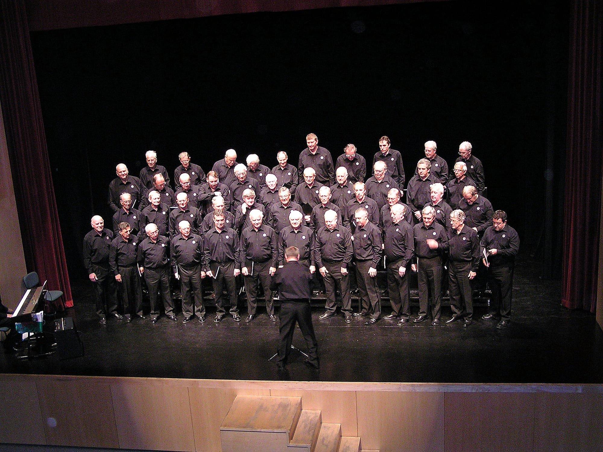 Rhos Male Voice Choir Cor Meibion Rhos