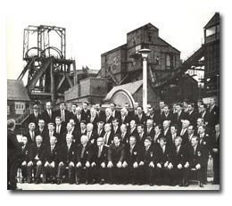 Rhos Male Voice choir 1967