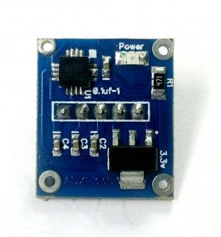 Accelerometer ADXL335 - IElec Systems