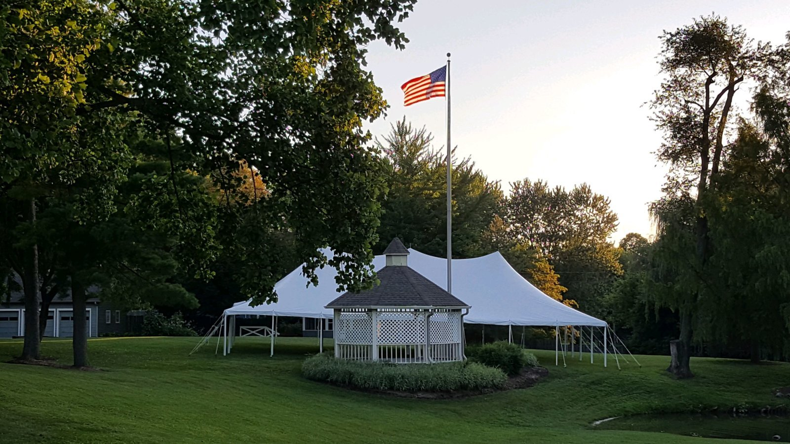 Wedding Venues Utilize Tents All Occasion Tent Rental