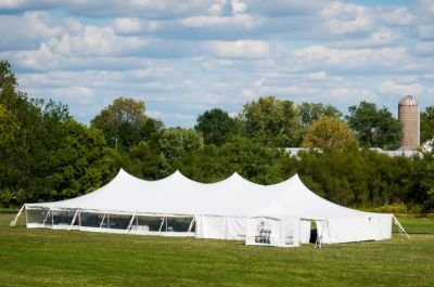 A Country Wedding In Franklin & Stories About Tents u0026 More! - All OCCASION TENT RENTAL