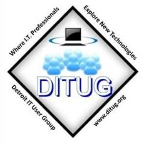 More About DITUG