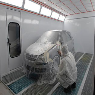 Benefits of Having a Paint Booth in your Body Shop