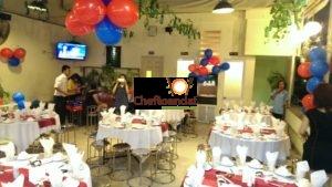 dịch vụ đặt tiệc sinh nhật tại nhà
