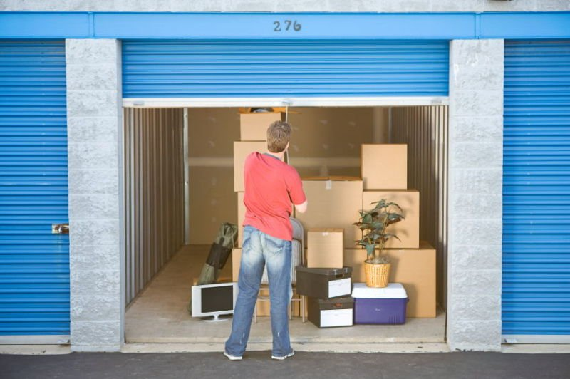 Things to Consider When Looking for a Storage Unit
