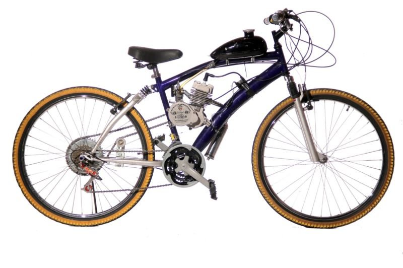 Service & Repair Motorized Bicycles