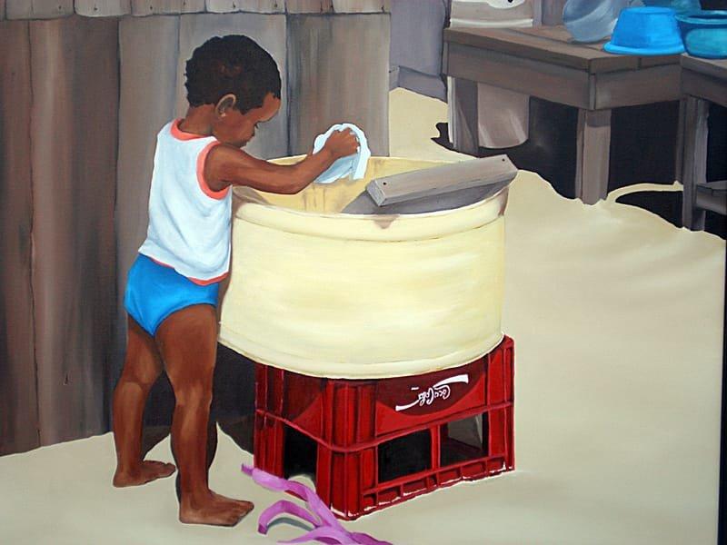 Enfant du Honduras