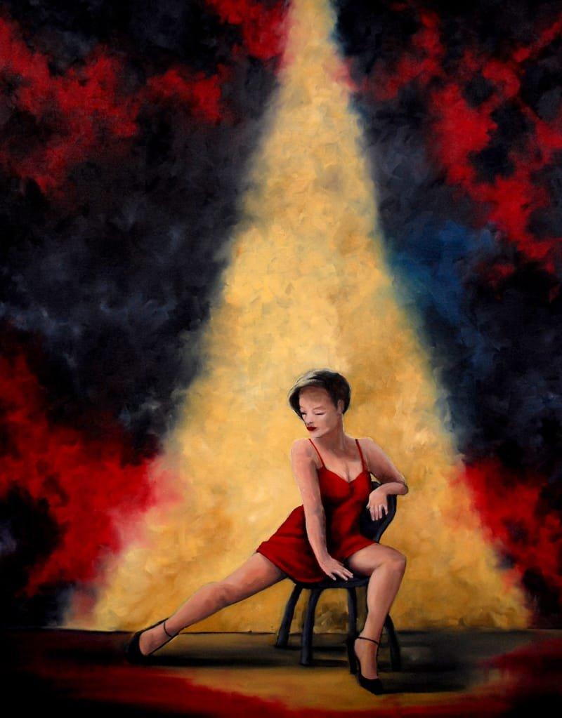 Danseuse de Tango