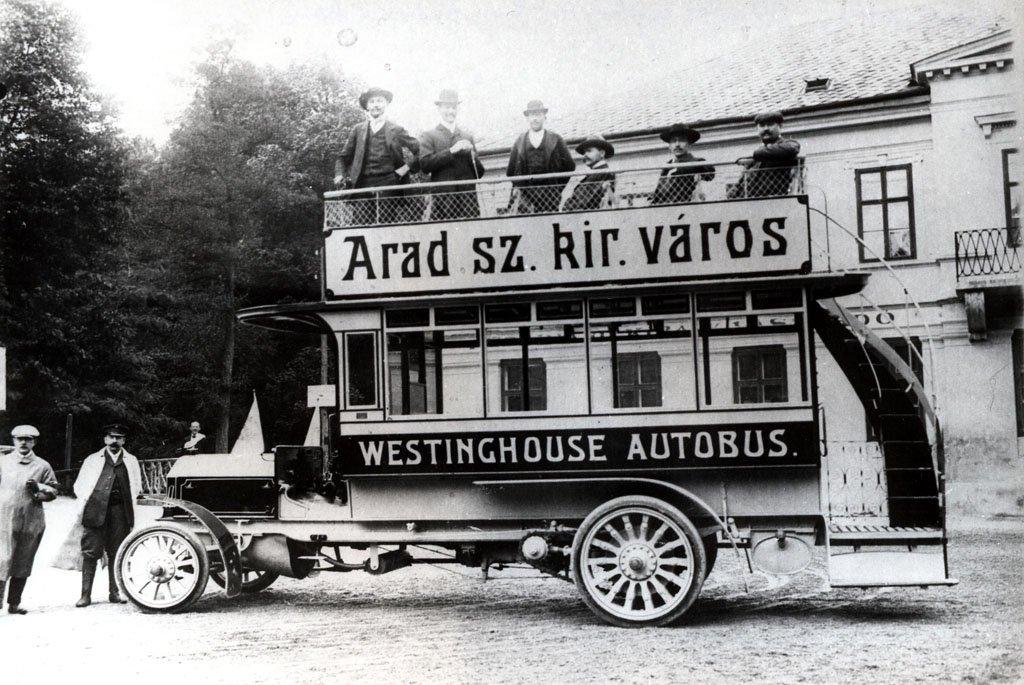 autobuz Marta Arad