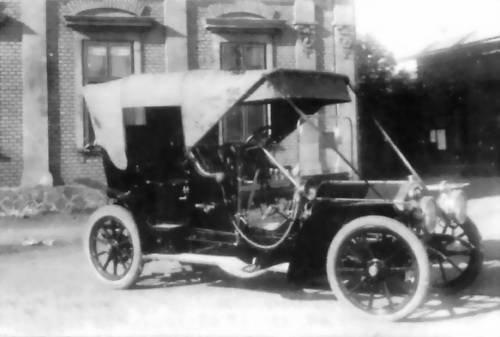 Marta Phaeton automobil Arad
