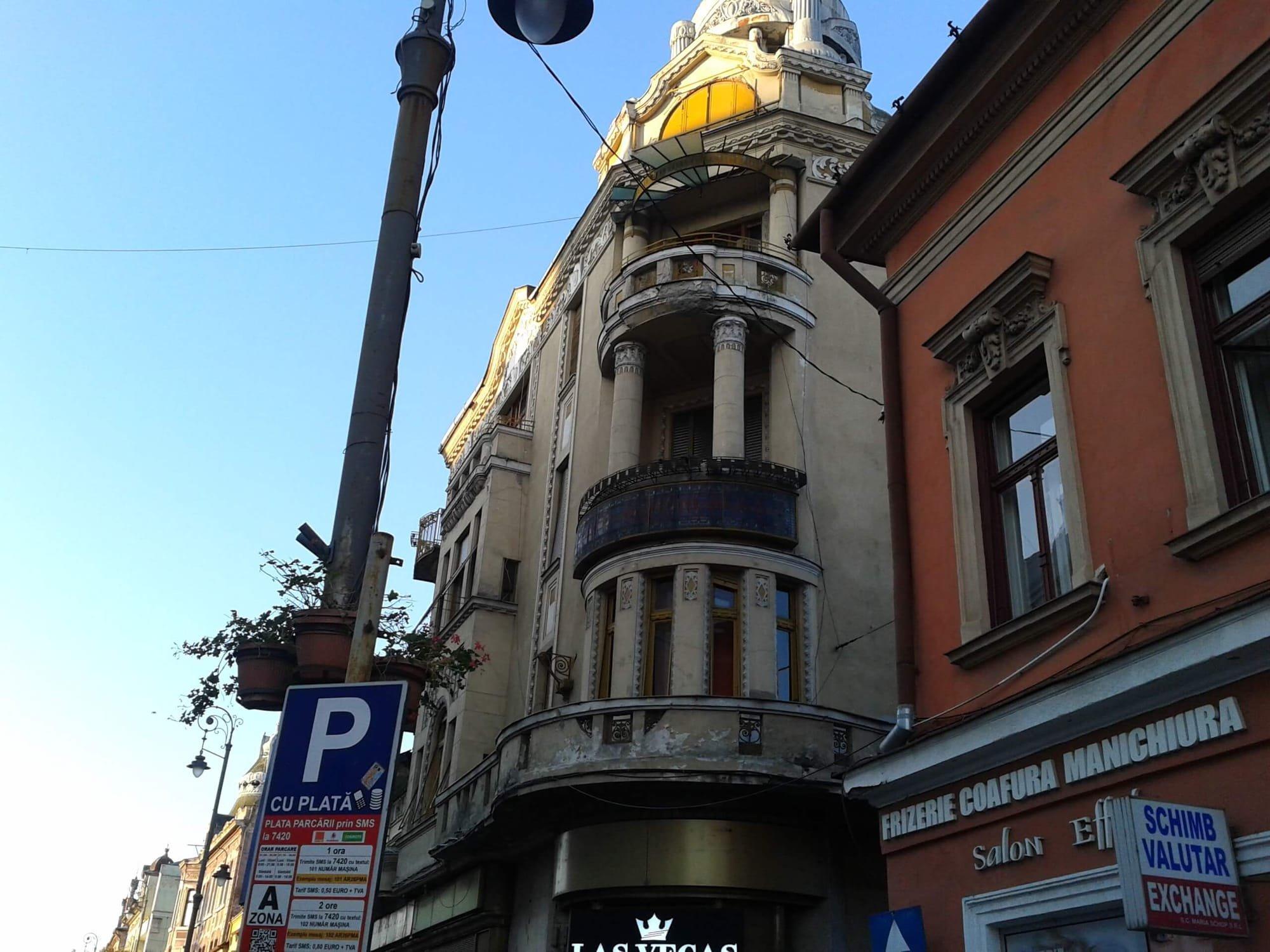 Vecinii Palatului Bohus - Prima Casa Aradeana de Economii