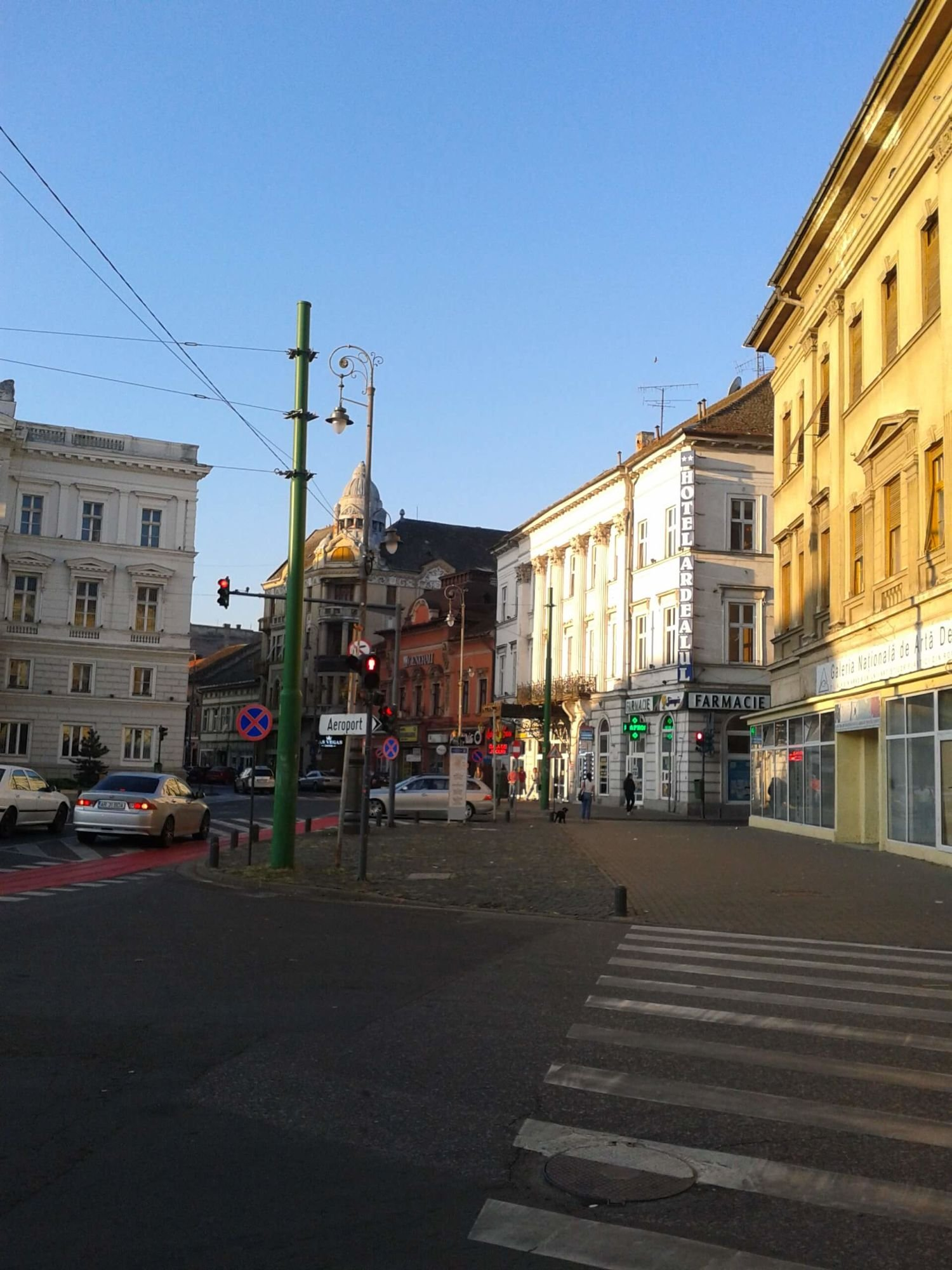 Bohus Palota az Aradi Nemzeti Szinhaz mellet