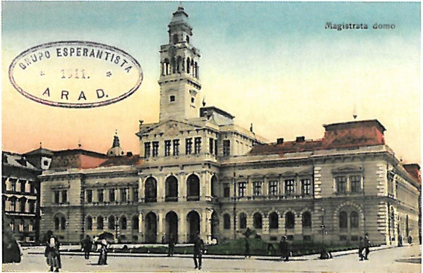 Primaria-Arad-Congres-Esperanto-1911