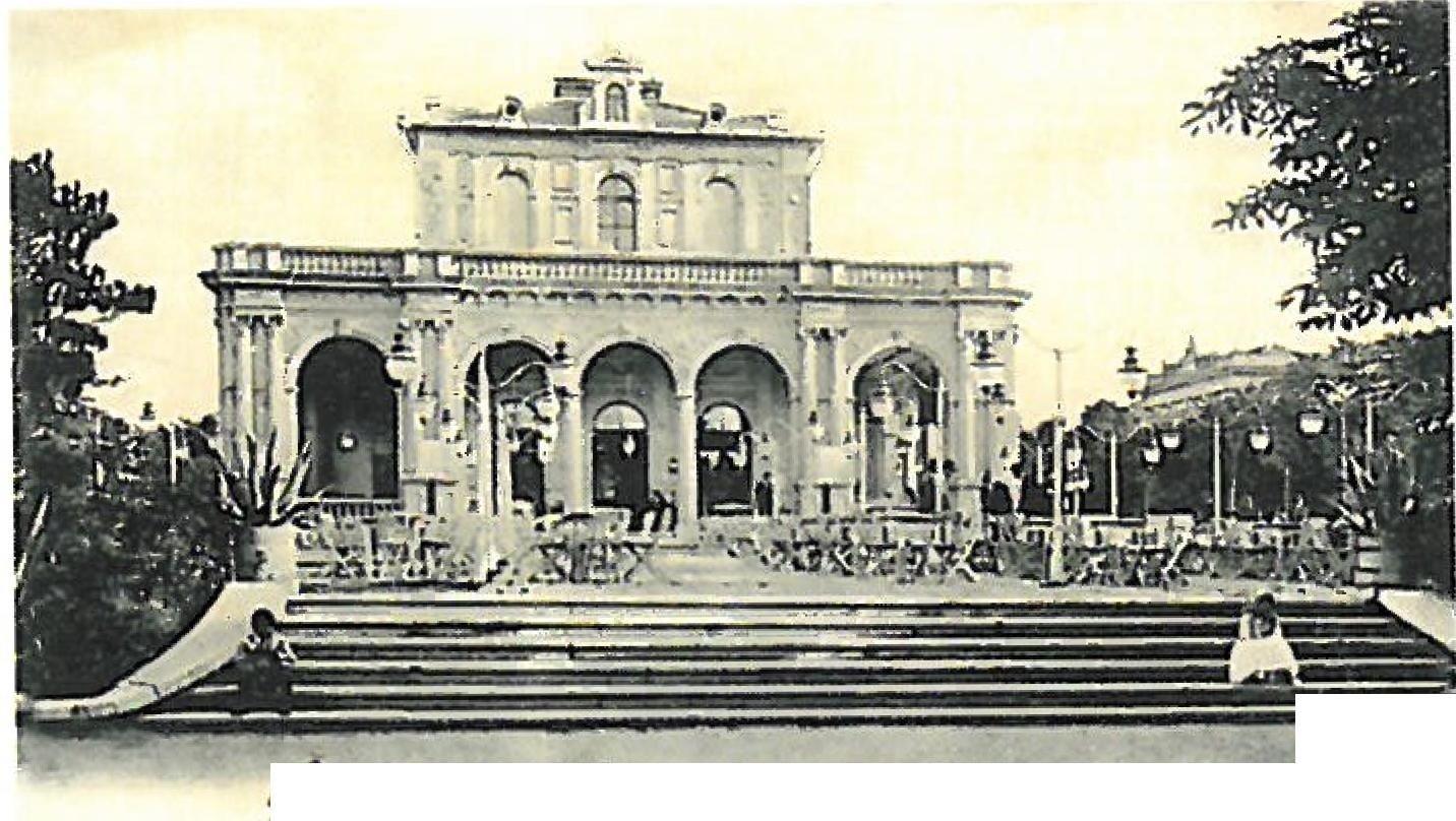 Cazinou Arad 1900
