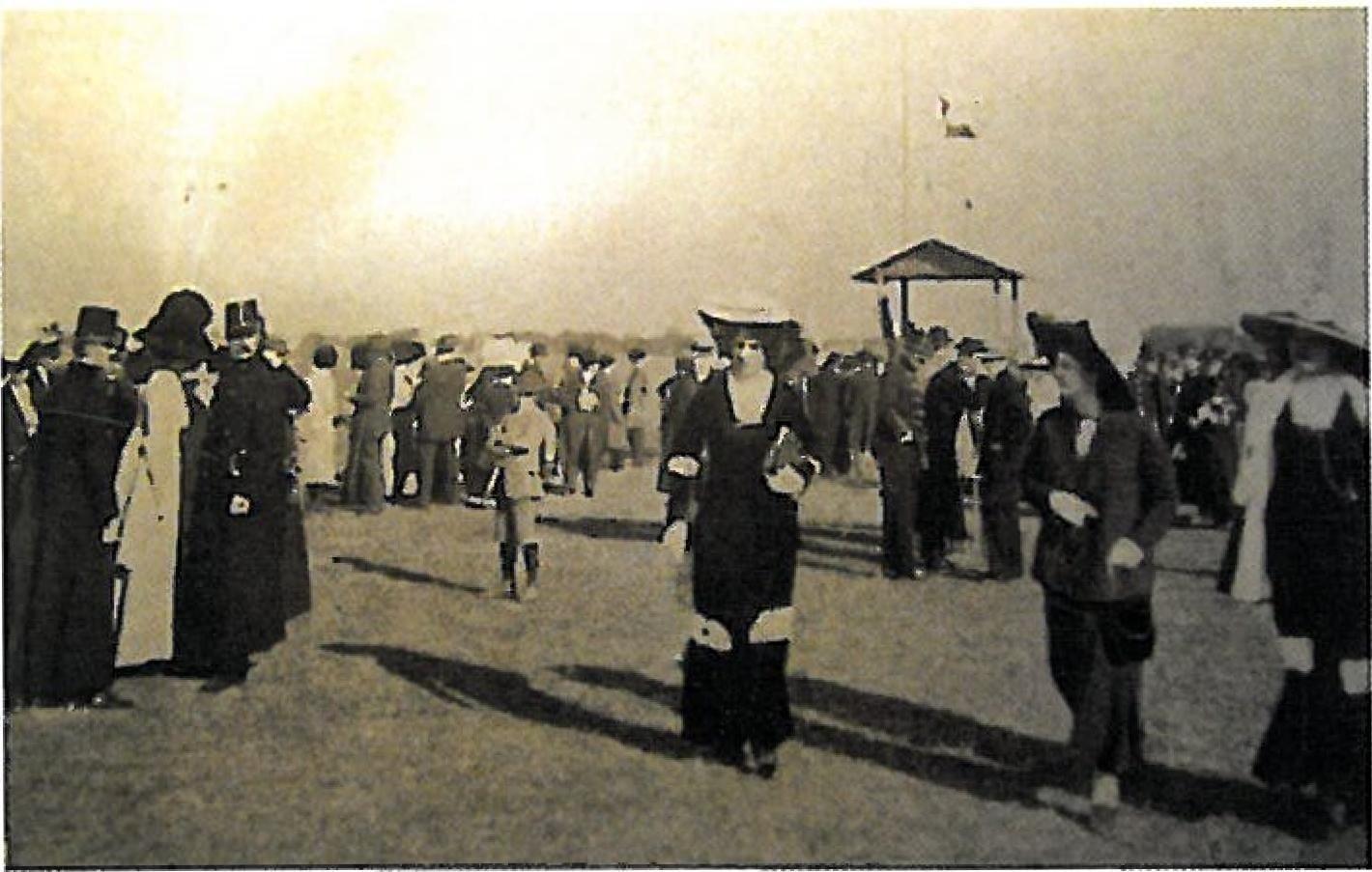 Sarbatoare campeneasca Arad 1900