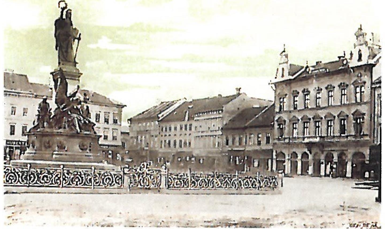 Aradi Szabadsagszobor 1900