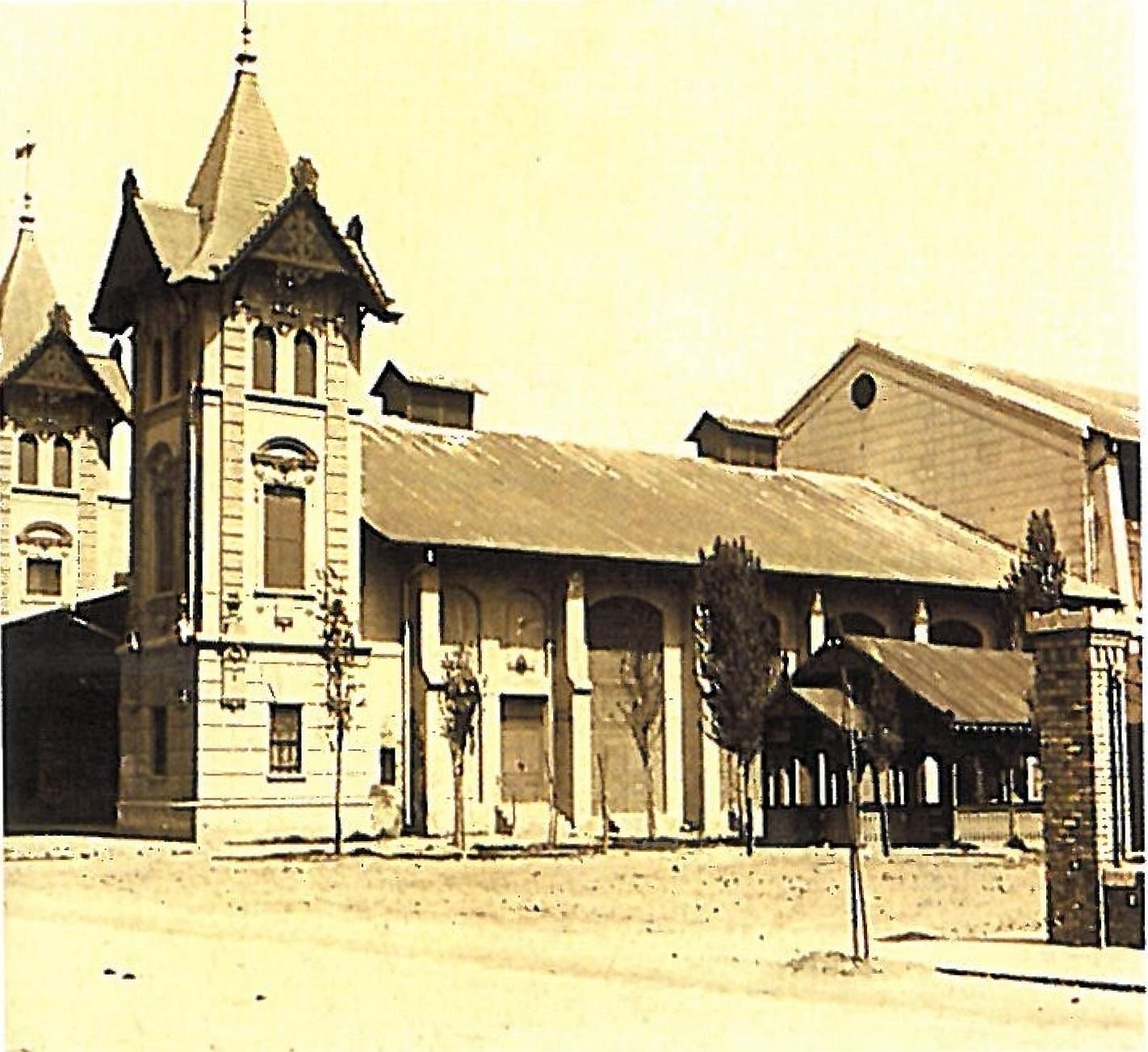 Aradi Nyari Szinhaz 1900