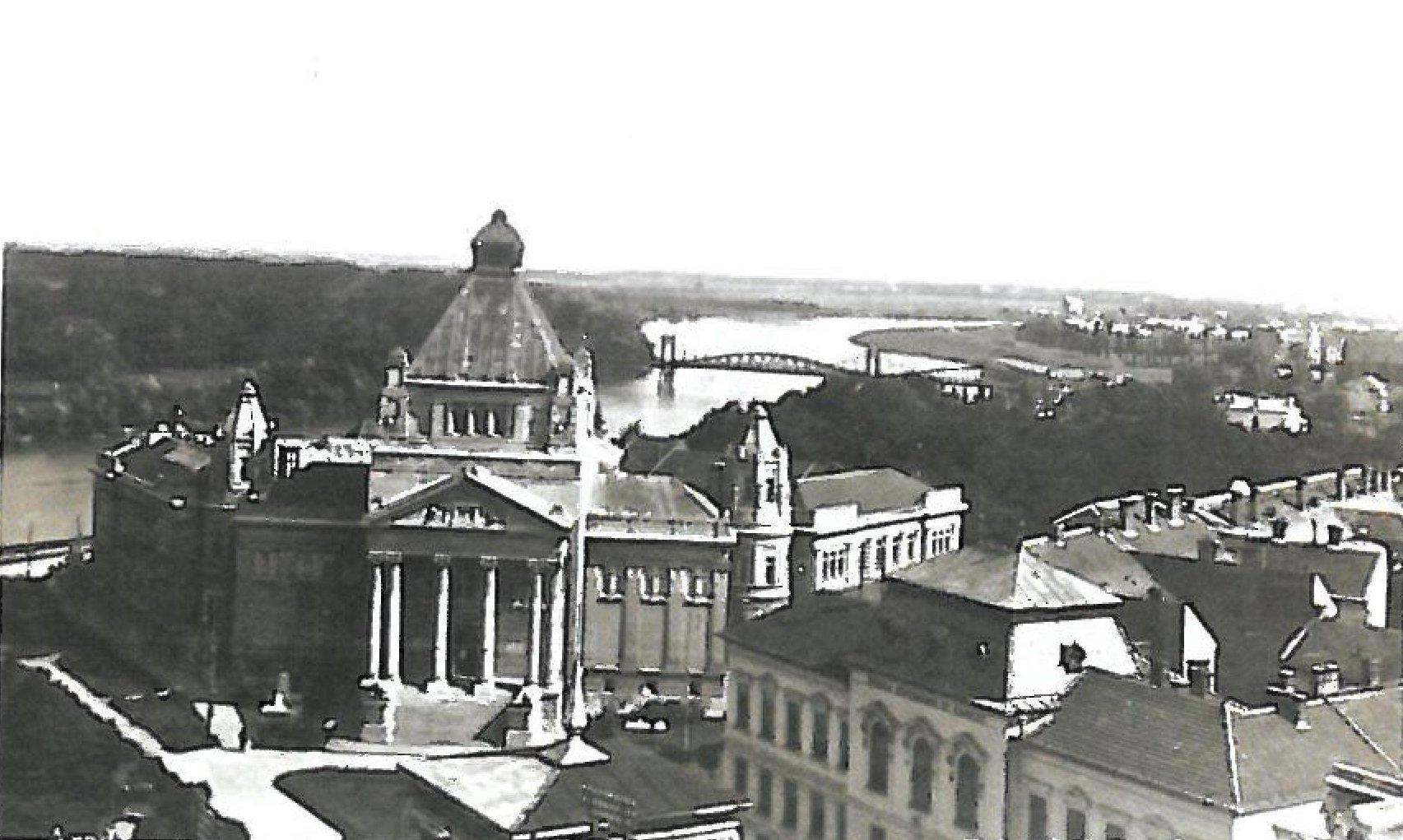 Palatul Cultural Arad 1922