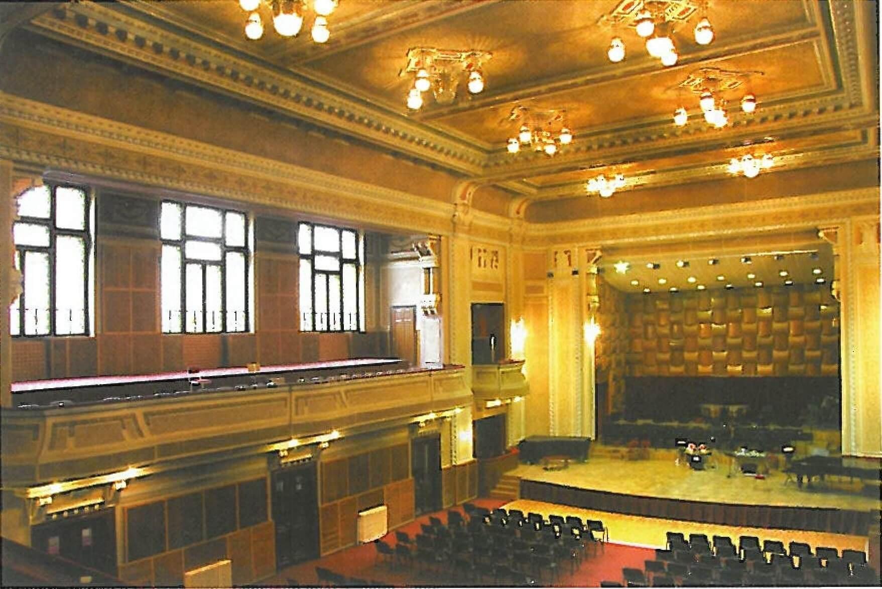 aradi filharmonia koncert terem