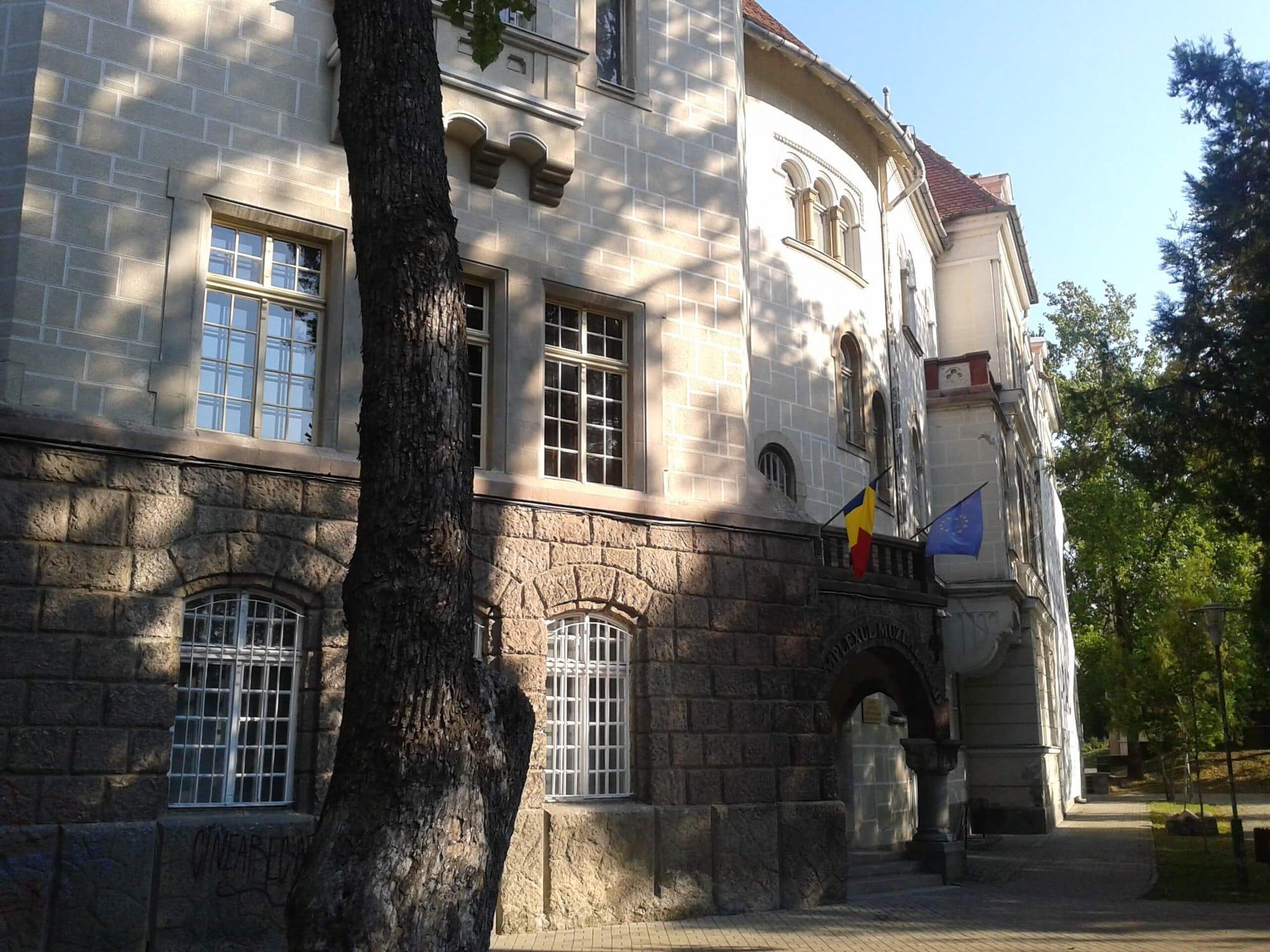 Aradi Kultúrpalota